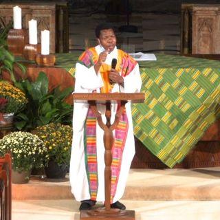 When Your Faith is Taller Than Your Fears | Rev. Thulani D. Magwaza
