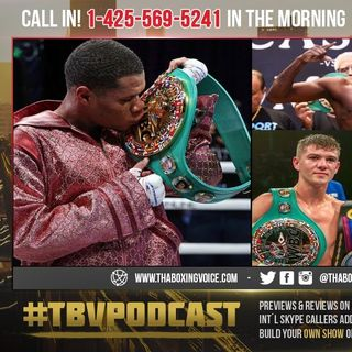 ☎️WHOA🟢WBC Prez: Haney Has Two Mandatories - Garcia vs Campbell Winner👀And Javier Fortuna😱