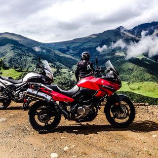 Viaje en moto Chillogallo- Alluriquin-Sigchos-Latacunga