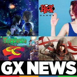 GAMELX News 21 - San Valentín, Terraria, Riot Games, Kingdom Hearts, y Ubisoft
