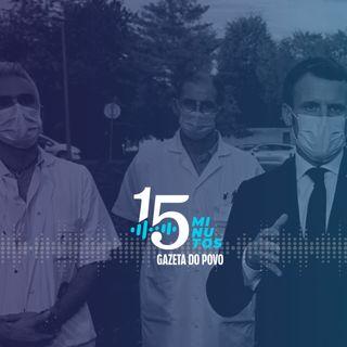 Covid-19: segunda onda na Europa e riscos para o Brasil