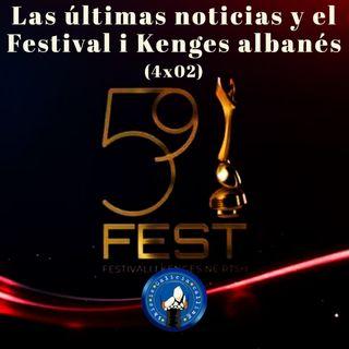 T.I.G.C. Las últimas noticias y el Festival i Kenges albanés (4x02)