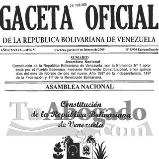 Constitución de Venezuela Arts. del 347 a la Disposición Final @AudioLey