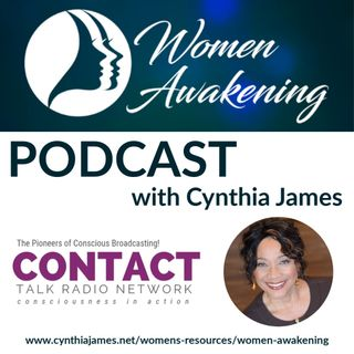 Cynthia James & Jean Hendry, for a roundtable discussion on The Awakened Woman.