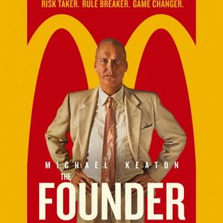 coffee&movie : the founder