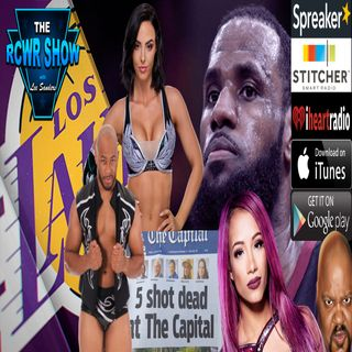 Gazette Shooting and LeBron James to Lakers | Ep602: The RCWR Show 7-3-2018