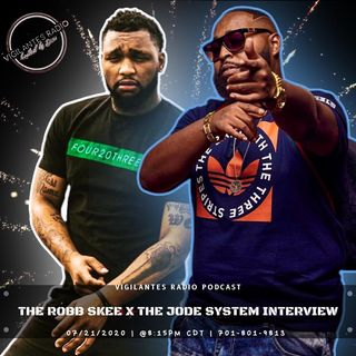 The Robb Skee x The Jode System Interview.