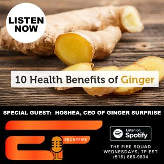 LISTEN NOW - 10 Ways to Use Ginger (+ Its Amazing Benefits)