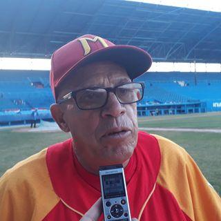 """Declaraciones de Armando Ferrer en Deportivamente sobre el """"reforzado"""" equipo de Matanzas"""