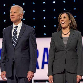 Talking About Joe Biden moving aside for Kamala Harris