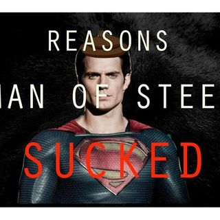 The Case Against Man of Steel