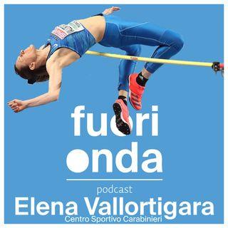 Ep. 8 || Fuori Onda incontra: Elena Vallortigara (Centro Sportivo Carabinieri)