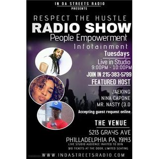 Respect The Hustle- People Empowerment Show