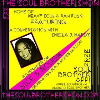 The Soul Brother Show Featuring Sheila J. Hardy