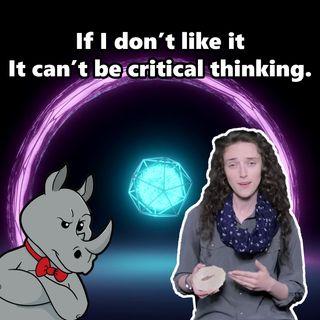 Critical Thinking Check 6: Forget Checks 3-5