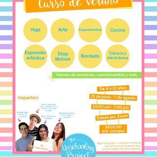 Episodio 7. - Unschooling Project México. Vacaciones Y Cosas Positivas.