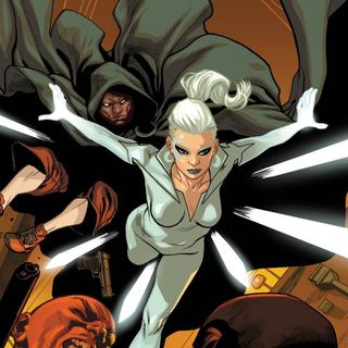 """Source Material #232: Cloak and Dagger """"Shades of Gray"""" (Marvel, 2018)"""