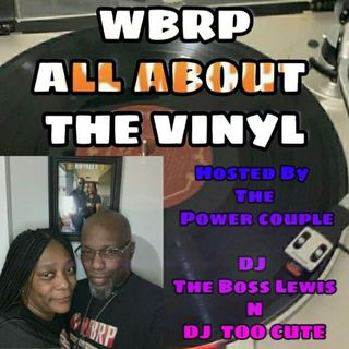 WBRP.......ALL ABOUT THE VINYL with...THE POWERCOUPLE