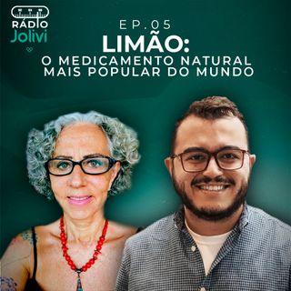 5. Limão: o medicamento natural mais popular do mundo, com Conceição Trucom