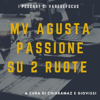 Mv Agusta, passione su 2 ruote