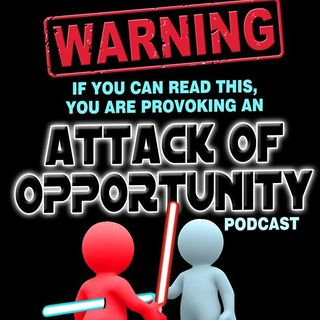Attack Of Opportunity AoO: Interview Jered Bailey (Maximum pew pew)