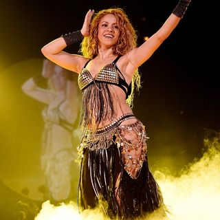 Serata con Shakira