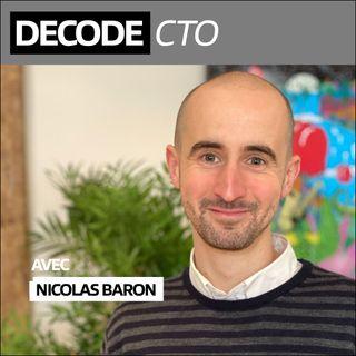 A la rencontre de Nicolas Baron le CTO de Meilleurs Agents