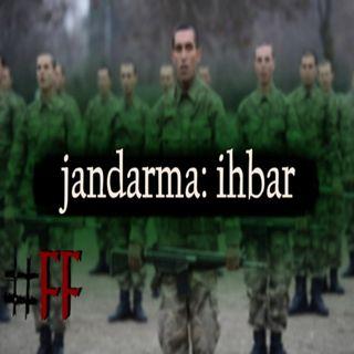 Jandarma: İhbar | Kısa Korku Hikayesi