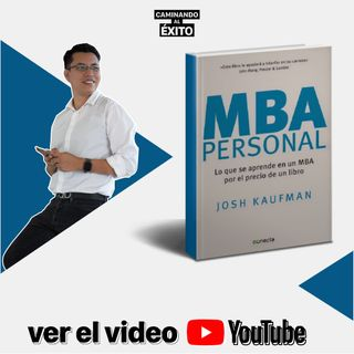 MBA Personal || Book Review