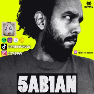 86Boxing E25: 5ab1an (Fabian) Exclusive Interview  on New Album, 'Box of Chains and Locks'! #86boxing #86music #music