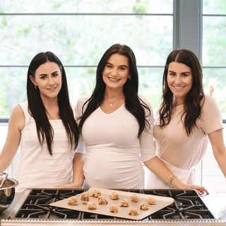 Three Farm Daughters share how they fill #nutritiongap on #ConversationsLIVE ~ #threefarmdaughters #farming #entrepreneur #foodstaple