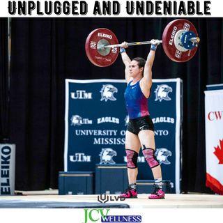 Episode 15: The Athletic Queen Of Saskatchewan, Amanda Ruller
