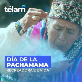 Pachamama, recreadora de vida