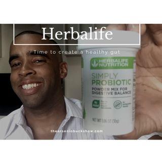 One Week In & Herbalife's Probiotics Is Working Like A Charm!