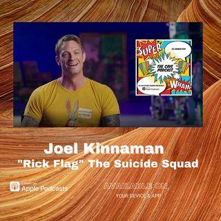 Joel Kinnaman On The Suicide Squad