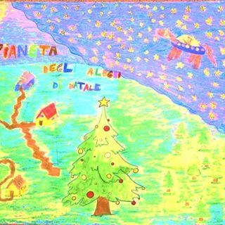 Ripensando al pianeta degli alberi di Natale.Scrittura collaborativa