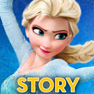 Elsa - Bedtime Story (Princesses)