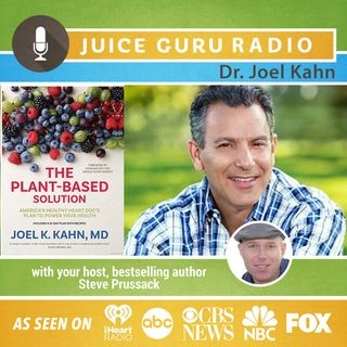 ep. 84: Juiciest Ways to a Healthy Heart with Dr. Joel Kahn