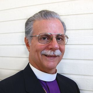 Bishop Ramon DeMaria
