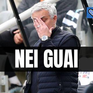 Dall'Inghilterra avvisano: Mourinho nei guai, spogliatoio in rivolta