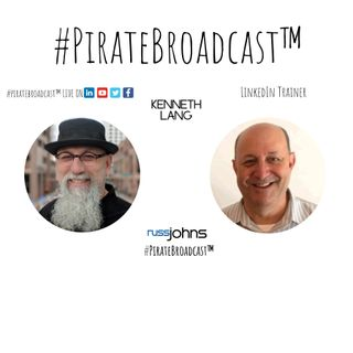 Catch Kenneth Lang on the #PirateBroadcast™