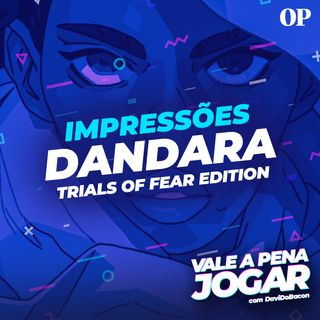 #33 - Impressões de Dandara: Trials of Fear Edition (game brasileiro da Long Hat House)