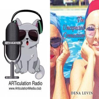 ARTiculation Radio — SURPRISES OF LIFE (interview w/ Author Dena Levin)