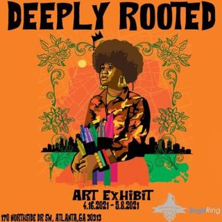 "Nappy Roots' Atlantucky Brewery Hosts ""Deeply Rooted"" Art Exhibit"