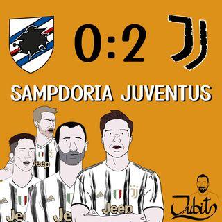 Ep. 13 - La Juventus batte la Sampdoria ma nessuno davanti frena! 20° giornata Serie A 20/21- Podcast Bianconero (01/02/2021)