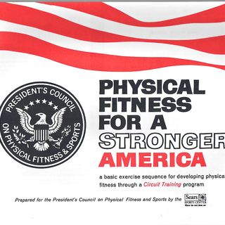Fitness for a Stronger America (1965)