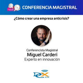 Conferencia Magistral - DCX