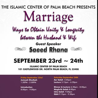 Questions & Answers Pertaining to Marriage