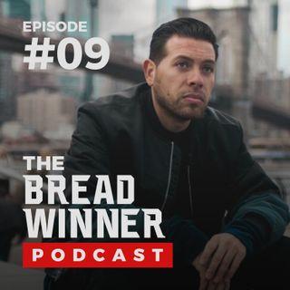 Gerard Adams || Episode #9 ||The BreadWinner Podcast