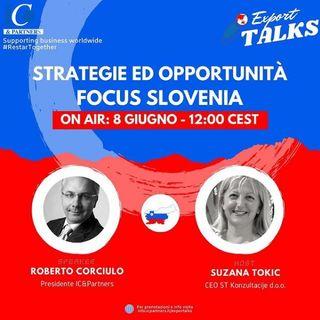 Export Talks - Focus Slovenia